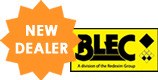 BLEC Machinery hire and sales