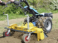 BLEC Power Box Rake BCS Two Wheeled Tractor hire