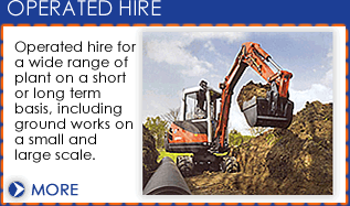 Contracting services from Dial a Digger