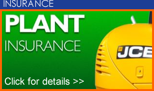 Plant machinery insurance from Dial a Digger in Hampshire