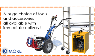 tool hire from Dial a Digger in Hampshire